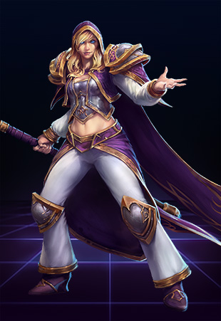 Hero Jaina | Heroes of the Storm