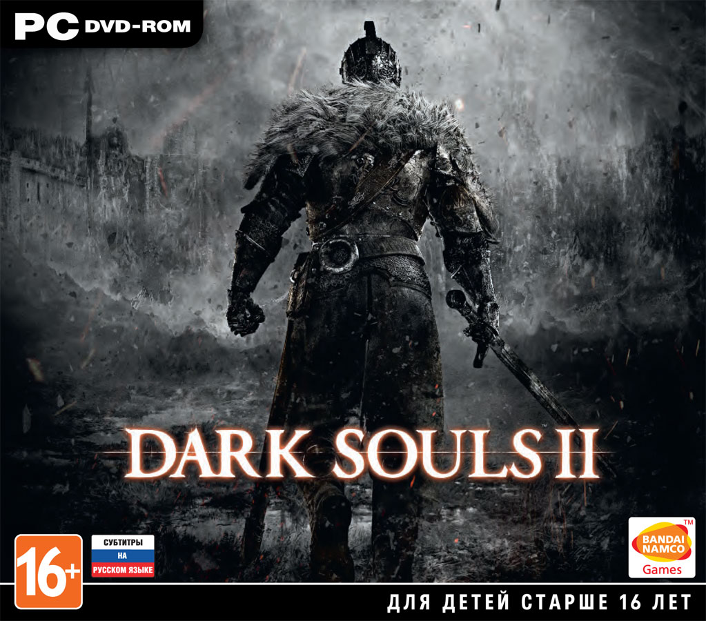 Dark Souls II 2 (Steam) +Бонус предзаказа DLC