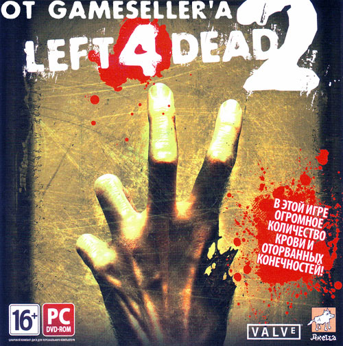 LEFT 4 DEAD 2 for Steam. Akella. From the official dealer