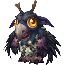 Lunar sovushek (Moonkin Hatchling) - CODE AT ONCE