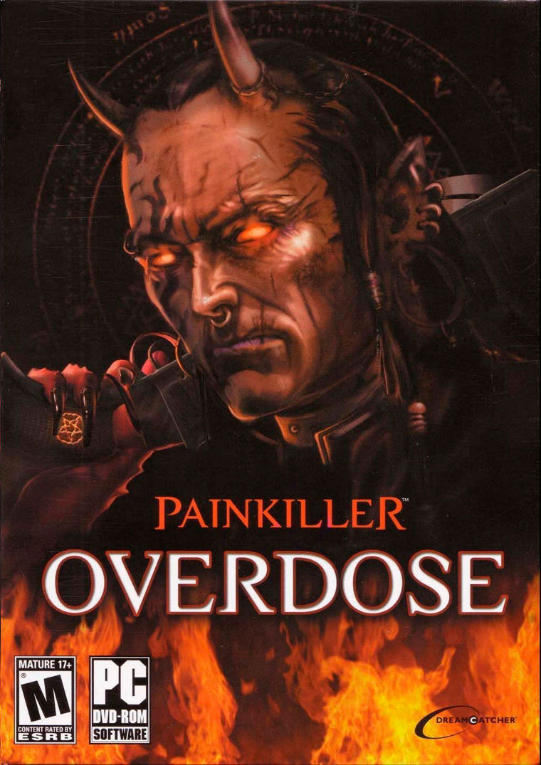 Painkiller: Overdose (Steam KEY) Region Free + GIFT