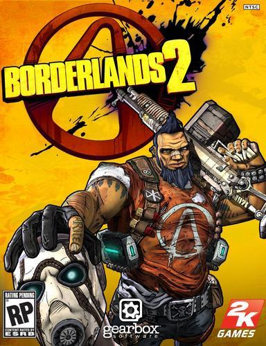 Borderlands 2: DLC Excellence siren