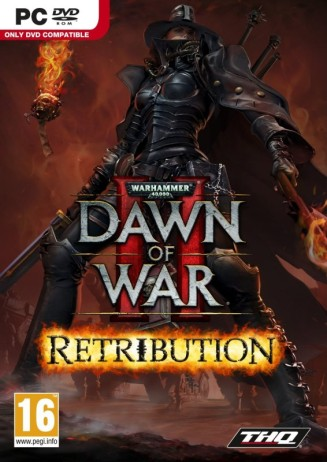 War. 40000 Dawn of War 2 Retribution DLC Эльдары