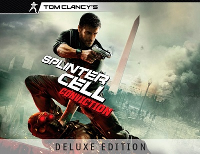 Splinter Cell: Conviction: Deluxe Edition (Uplay KEY)