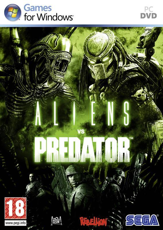 Aliens vs. Predator DLC Bughunt Map Pack + GIFT