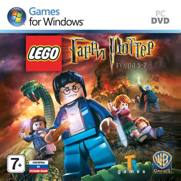 LEGO Harry Potter: Years 5-7 (Steam KEY) + GIFT