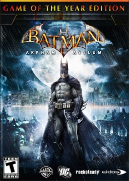 Batman: Arkham Asylum Game of the Year Ed. (Steam KEY)