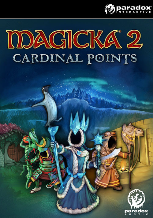 Magicka 2: DLC Cardinal Points Super Pack (Steam KEY)
