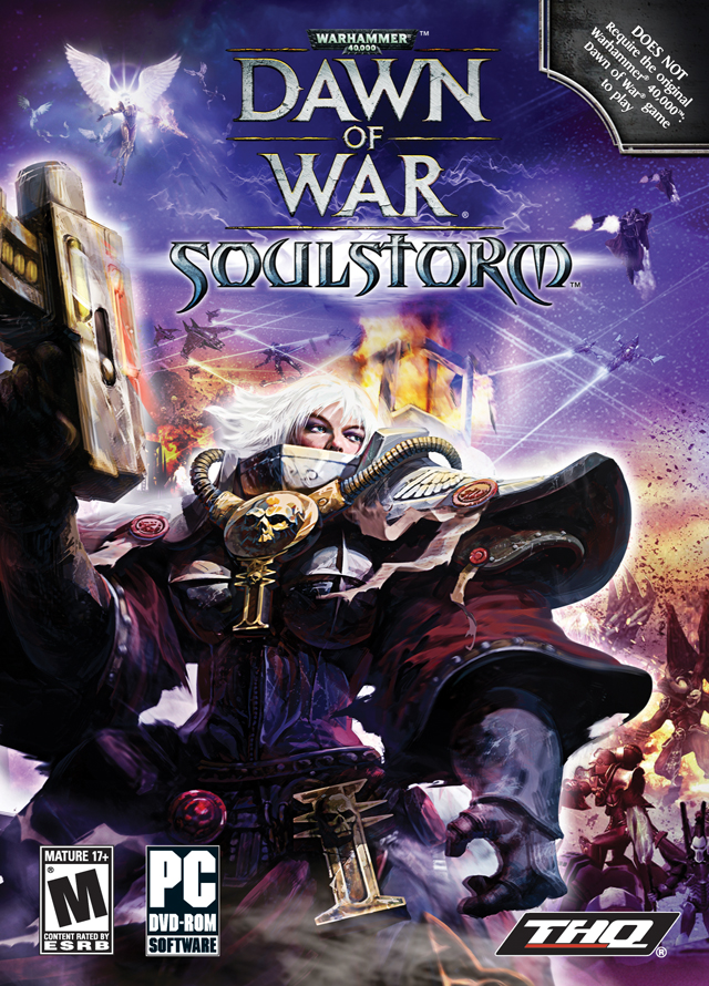 Warhammer 40000: Dawn of War: Soulstorm (Steam KEY)