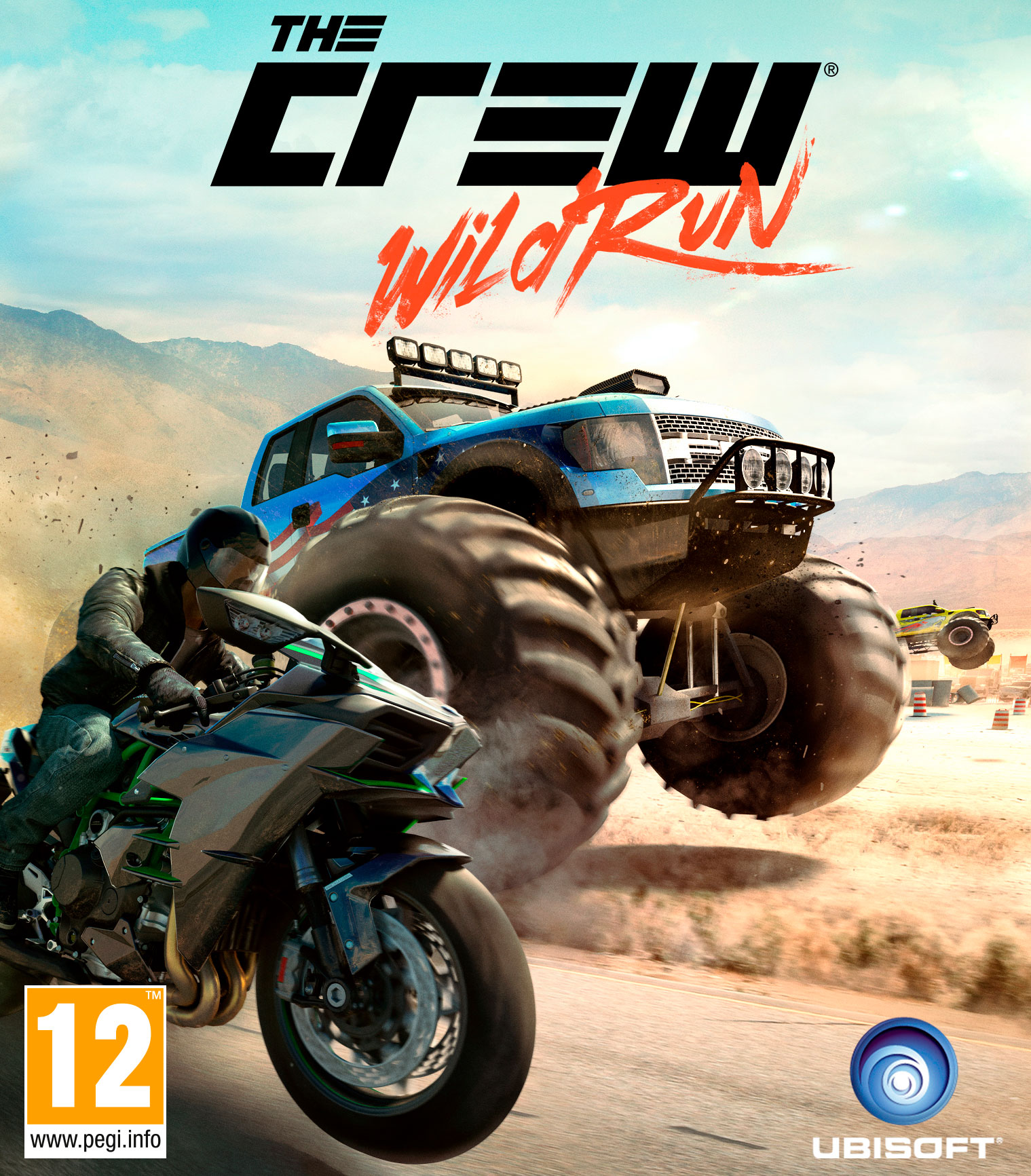 The Crew: DLC Wild Run (Uplay KEY) + GIFT
