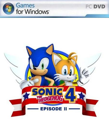 Sonic the Hedgehog 4 - Episode 2 (Steam KEY) + ПОДАРОК