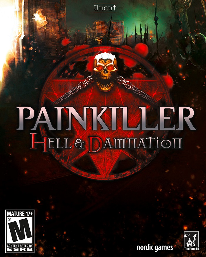 Painkiller: Hell & Damnation Collector´s Ed (Steam KEY)