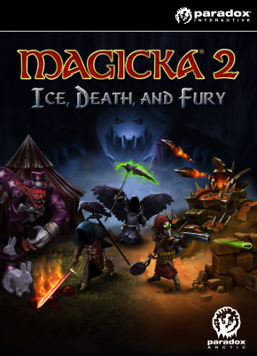 Magicka 2: DLC Ice, Death and Fury (Steam KEY) + GIFT