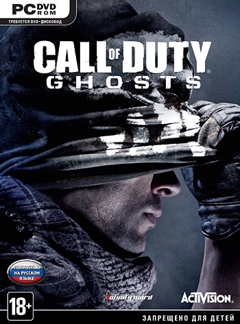 Call of Duty: Ghosts Deluxe Ed. (Steam KEY) + ПОДАРОК