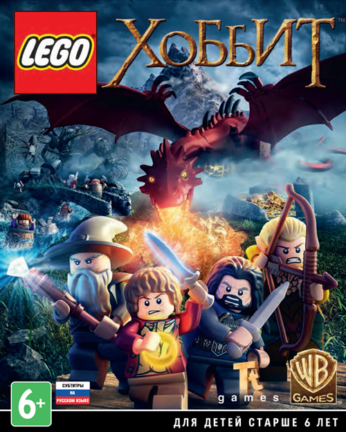 LEGO The Hobbit (Steam KEY) + ПОДАРОК