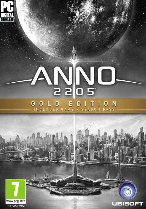 Anno 2205: Ultimate Edition (Uplay KEY) + GIFT