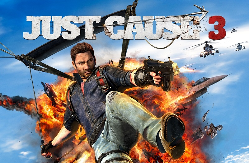 Just Cause 3 (Steam KEY) + DLC + GIFT