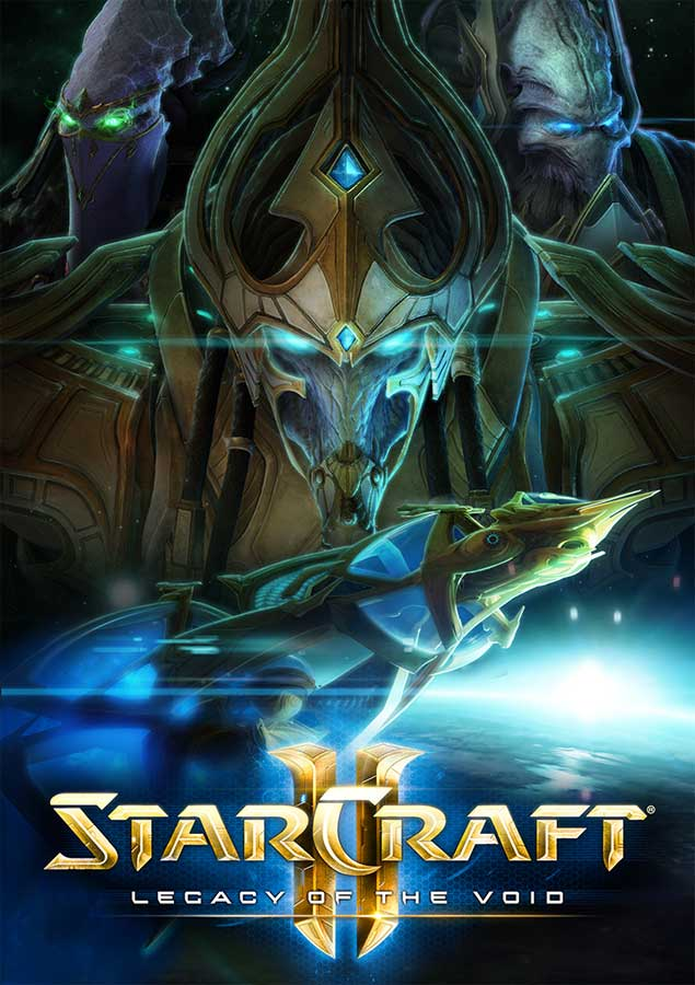 Скриншот  1 - StarCraft II: Legacy of the Void (Battle.net KEY)