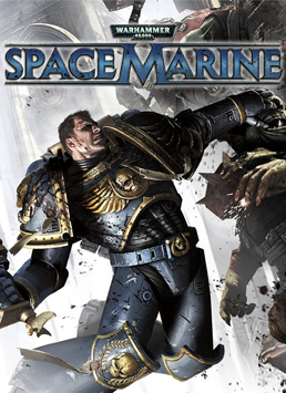 War. 40000: Space Marine DLC Golden Relic Bolter