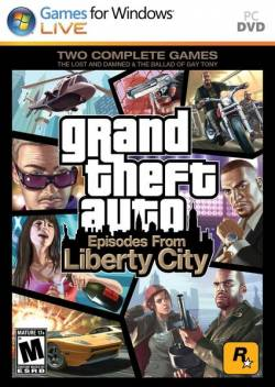 Grand Theft Auto: Episodes from Liberty City(Steam KEY)