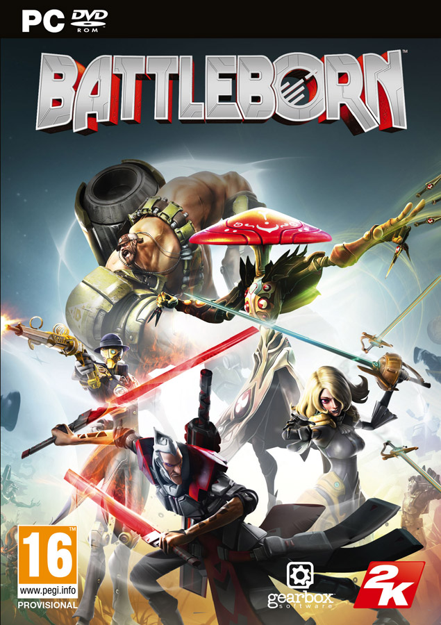 Battleborn + DLC (Steam KEY) + ПОДАРОК