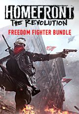 Homefront: The Revolution Freedom Fighter Bundle+ 3 DLC