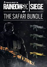 Tom Clancy´s Rainbow Six: Siege DLC The Safari Bundle