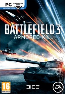 Battlefield 3: Armored Kill (Region Free) + GIFT