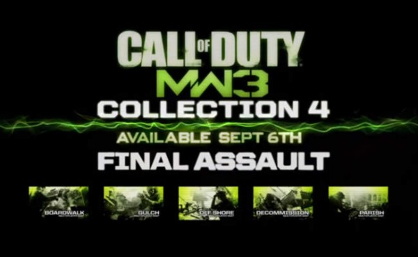 Call of Duty: Modern Warfare 3 - Collection 4 + GIFT