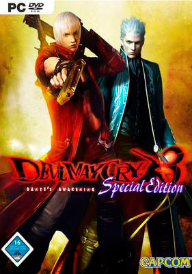 Devil May Cry 3: Special Edition (Steam KEY) + GIFT