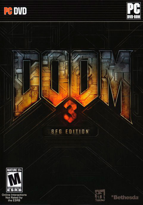 Doom 3: BFG Edition (Steam KEY) + GIFT