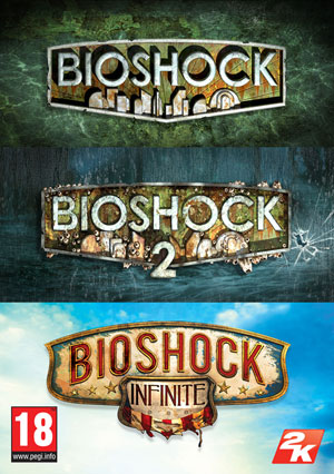 BioShock Triple Pack (Steam KEY) + GIFT