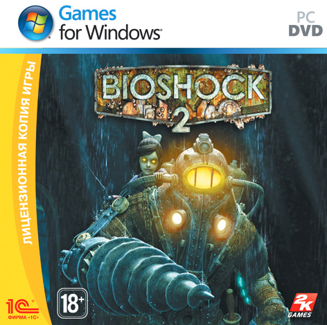 BioShock 2 (Steam KEY) + ПОДАРОК