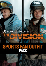 Tom Clancys The Division: DLC Sports Fan Outfit (Uplay)