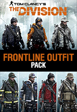Tom Clancys The Division: DLC Frontline Outfit (Uplay)