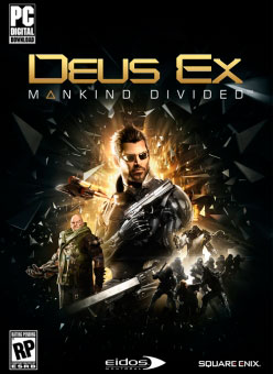 Deus Ex: Mankind Divided + DLC (Steam KEY) + GIFT