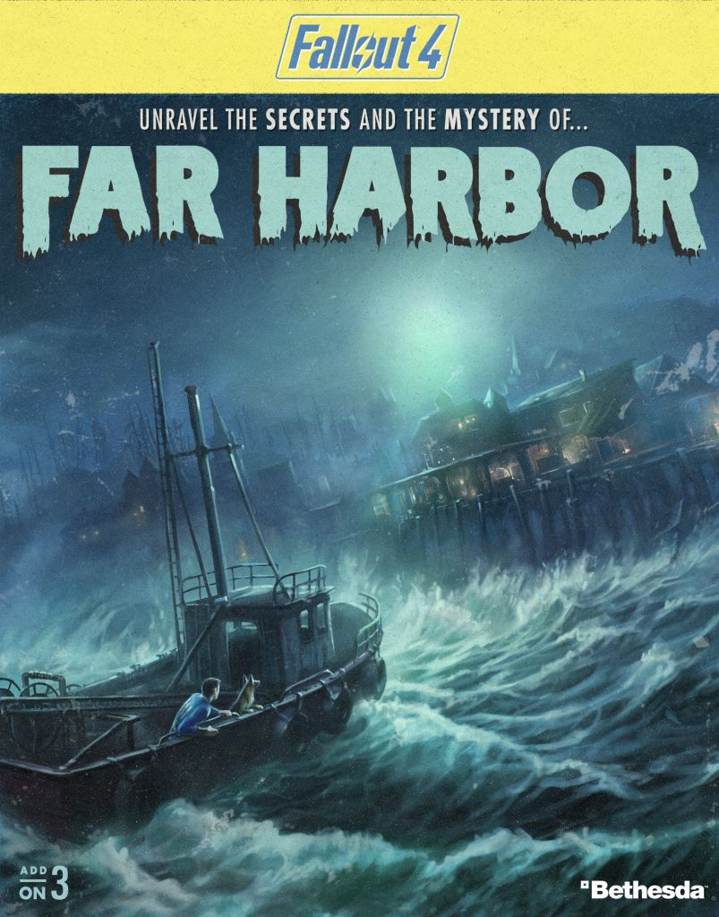 Fallout 4: DLC Far Harbor (Steam KEY) + ПОДАРОК