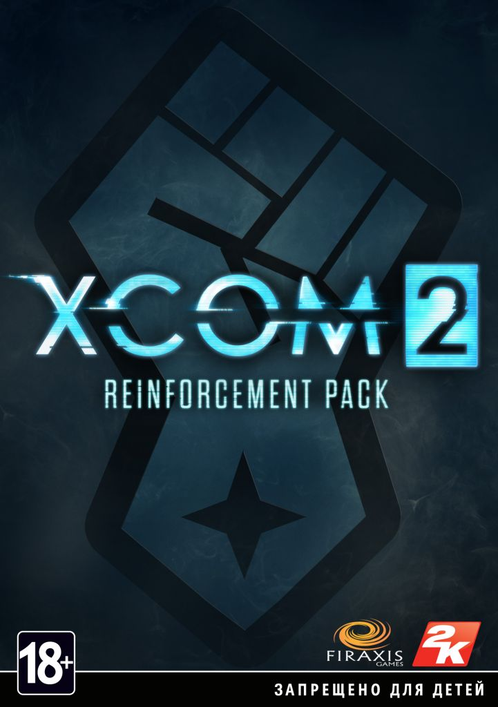 XCOM 2: DLC Reinforcement Pack (Steam KEY) + ПОДАРОК