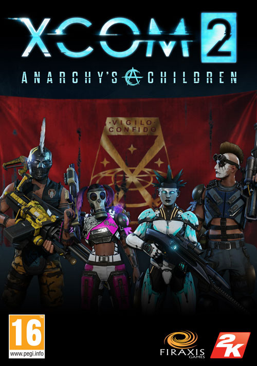 XCOM 2: DLC Anarchy´s Children (Steam KEY) + ПОДАРОК