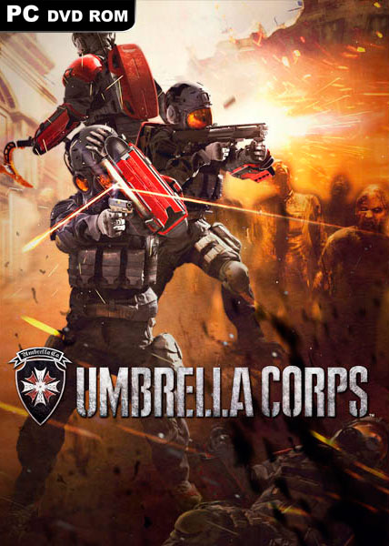 Umbrella Corps Deluxe Ed. + DLC (Steam KEY) + GIFT