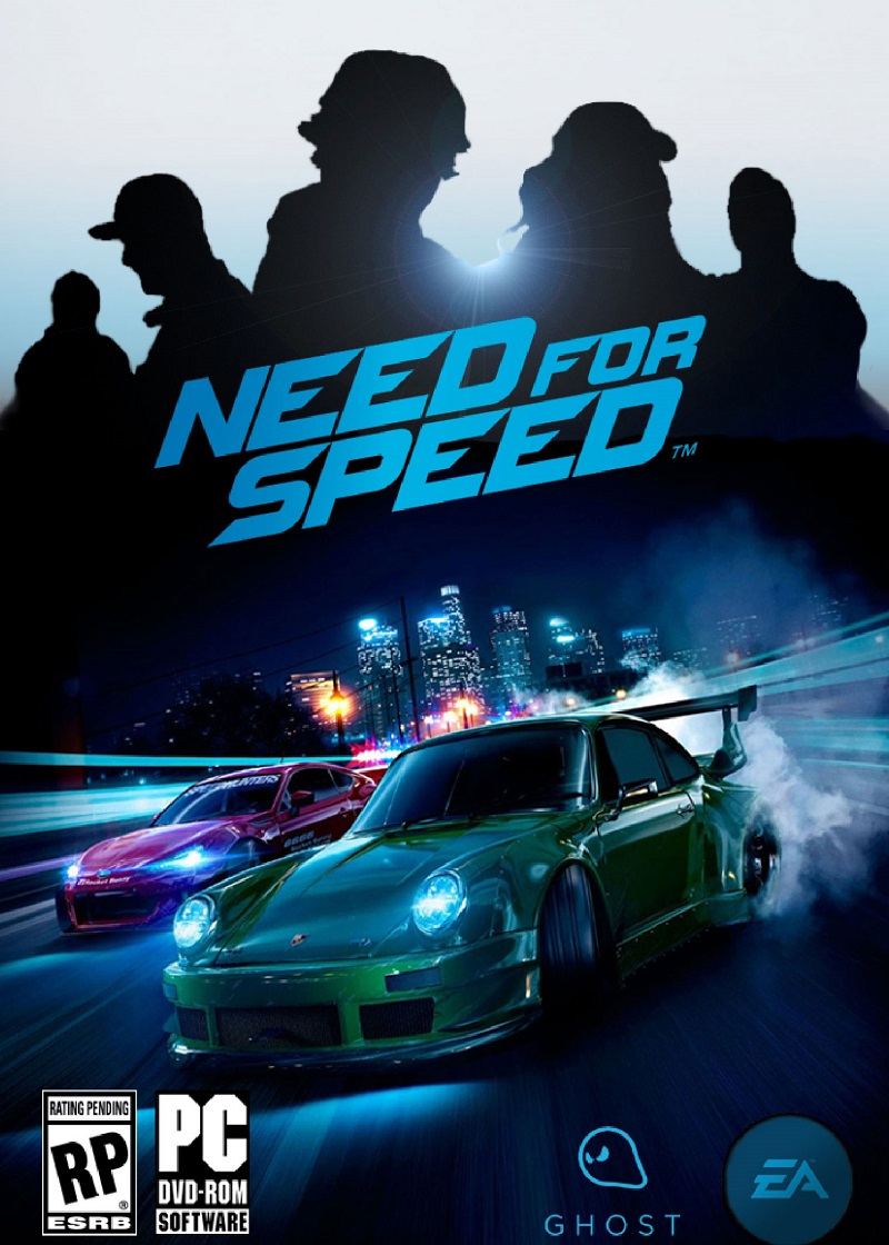 need for speed 2016(region free / ru / pl) (origin key) 695.55 rur
