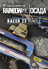 Tom Clancy´s Rainbow Six: Siege DLC Racer 23 Bundle