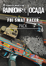 Tom Clancy´s Rainbow Six: Siege DLC FBI SWAT Racer Pack