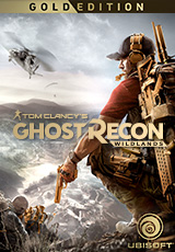 Ghost Recon Wildlands Gold + БОНУС ПРЕДЗАКАЗА (Uplay)