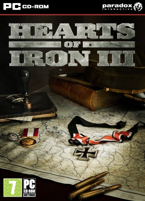Hearts of Iron III (Steam KEY) + ПОДАРОК