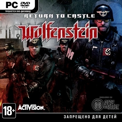 Return to Castle Wolfenstein (Steam KEY) + ПОДАРОК