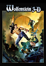 Wolfenstein 3D (Steam KEY) + GIFT