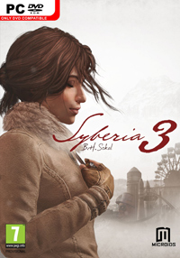 Sibir 3: Deluxe Edition + BONUS (Steam KEY) + GIFT