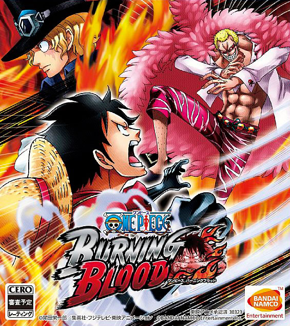 One Piece Burning Blood (Steam KEY) + GIFT