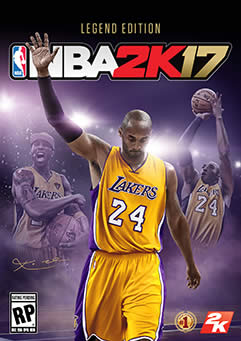 NBA 2K17: Legend Edition (Steam KEY) + GIFT